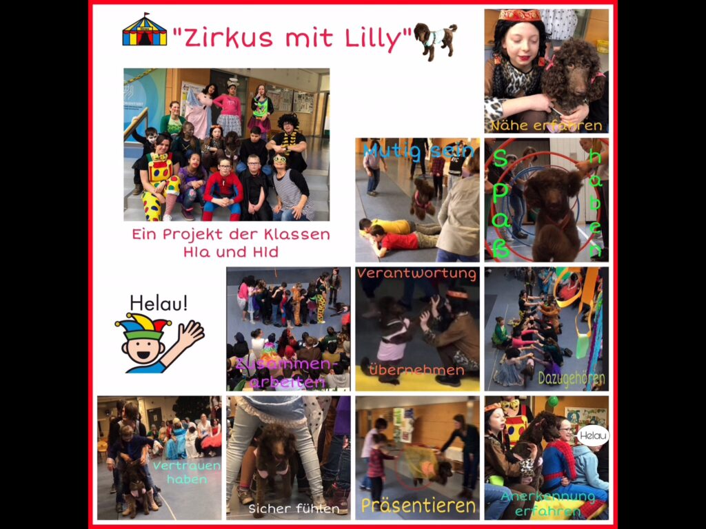 Fasching mit Lilly